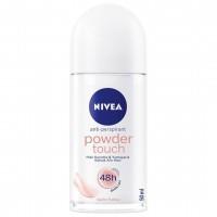 رول ضد تعریق زنانه نیوآ 50 میل مدل Nivea Powder Touch