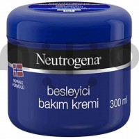 کرم ترمیم کننده و مرطوب کننده پوست خشک نیتروژنا 300ml Neutrogena