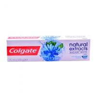 خمیر دندان سفید کننده کلگیت جلبک دریایی و کریستال نمک 75 میل Colgate natural