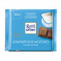 شکلات ریتر اسپرت 30% شیری 100 گرمی Ritter Sport