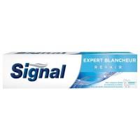 خمیر دندان سیگنال ترمیم کننده و سفید کننده 75 میلی لیتر Signal Expert Blancheur Repair