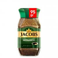 قهوه فوری جاکوبز مدل مونارک 95 گرمی