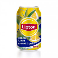 چای سرد با طعم لیمو لیپتون Lipton