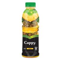 آبمیوه آناناس کاپی حاوی تکه های میوه 1 لیتری Cappy
