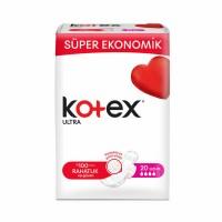 نوار بهداشتی کوتکس بلند مدل اولترا 20 تایی Kotex Ultra