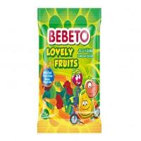 پاستیل Lovely Fruits ببتو 80 گرمی Bebeto Lovely Fruits
