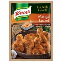 چاشنی ران مرغ کبابی کنور 32 گرم Mangal Lezzeti Knorr