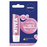 بالم لب نیوآ گل رز Nivea Soft Rose