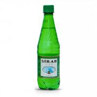 نوشیدنی آب گازدار سودا 500 میل سیراب Sirab