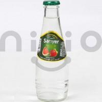 آب گازدار ساریر با طعم توت فرنگی و هندوانه 200 میلی لیتر Sariyer