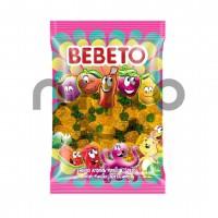 پاستیل ببتو مدل آناناس بسته یک کیلویی Bebeto