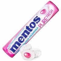آدامس با مغز توت خنک کننده منتوس 15.5 گرم Mentos