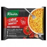 نودل سس گوجه فرنگی تند کنور Knorr