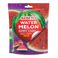 پاستیل ببتو مدل هندوانه با طعم آبمیوه طبیعی 60 گرم Bebeto