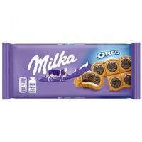 شکلات اورئو 92 گرمی میلکا Milka Oreo