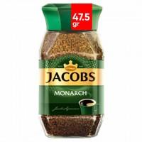 قهوه فوری جاکوبز مدل مونارک 47.5 گرمی Jacobs Monarch