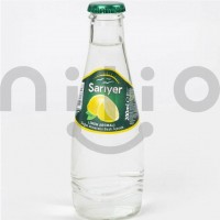 آب گازدار ساریر با طعم لیمو 200 میلی لیتر Sariyer