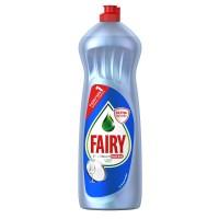 مایع ظرفشویی فیری پلاتنیوم 1 لیتری با عصاره لیمو Fairy