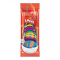 پاستیل رشته ای رنگی ببتو 75 گرم Bebeto Laces