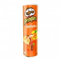 چیپس پرینگلز فلفل پاپریکا 165 گرم