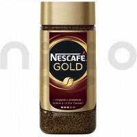 قهوه فوری نسکافه گلد ساخت روسیه 190 گرم