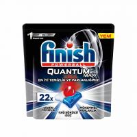 قرص ماشین ظرفشویی فینیش مدل کوانتوم بسته 22 عددی