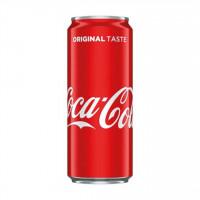 نوشابه کوکا کولا 330 میلی لیتر CocaCola