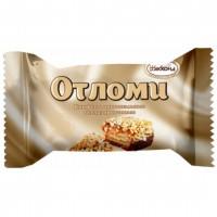 شکلات پذیرایی مغزدار کنجدی روسی بسته نیم کیلویی