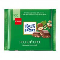 شکلات ریتر اسپرت فندقی 100 گرمی Ritter Sport
