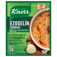 سوپ آماده ازوگلین (سوپ دال عدس و بلغور) کنور 74 گرم Ezogelin Soup