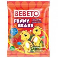 پاستیل ببتو مدل خرس بسته 120 گرمی Bebeto