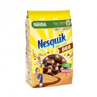 کورن فلکس نسکوئیک دو رنگ حاوی ویتامین و کلسیم 310گرم Nesquik
