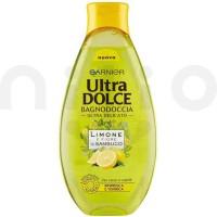 شامپو بدن گارنیر با رایحه لیمو و گل آقطی 500 میلی لیتر Garnier Ultra Dolce