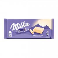 شکلات سفید 80 گرمی میلکا Milka White Chocolate