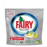 قرص ماشین ظرفشویی فیری (Fairy) پلاتینیوم 26 عددی