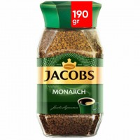 قهوه فوری جاکوبز مونارک 190 گرمی