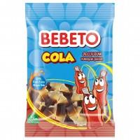 پاستیل ببتو با طعم نوشابه 120 گرم Bebeto