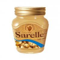 شکلات صبحانه فندقی سفید 350 گرمی سارلا Sarelle Findik Ezmesi