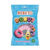 پاستیل ببتو دسر مدل دونات Bebeto Doughnut Gummy Candy