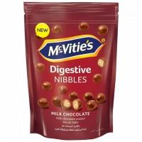 دراژه دایجستیو با روکش شکلات شیری مک ویتیز 80 گرمی