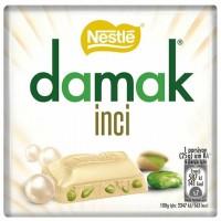 شکلات شیری پسته ای داماک نستله Nestle Damak