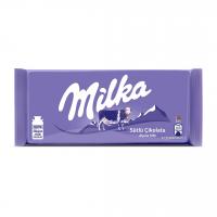 شکلات شیری 80 گرمی میلکا Milka Alpine