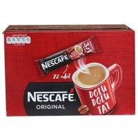 پودر قهوه فوری نسکافه 72 عددی
