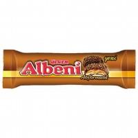 بیسکوئیت کاراملی شکلاتی آلبنی اولکر