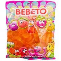 پاستیل ببتو مدل نارنگی بسته یک کیلویی Bebeto