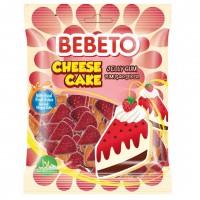 پاستیل ببتو مدل چیز کیک 120 گرم Bebeto