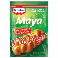 خمیر مایه دکتر اوتکر بسته 3 عددی Dr Oetker Maya