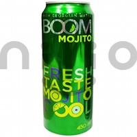 نوشیدنی موهیتو بوم 450گرم boom mojito