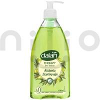 صابون مایع دالان با عصاره روغن زیتون 400 میلی لیتر Dalan Therapy Sıvı Sabun Akdeniz Zeytinyağı