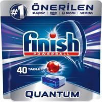 قرص ماشین ظرفشویی فینیش مدل Quantum بسته ۴۰ عددی